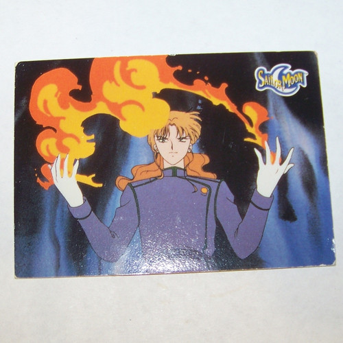 Sailor Moon Awesome Trading Cards 66