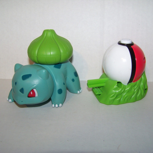 Pokemon Bulbasaur Shooter Hasbro