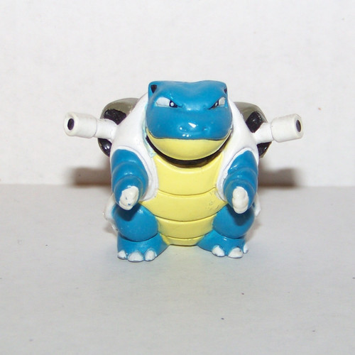 Pokemon Blastoise Tomy Figure