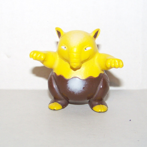 Pokemon Drowzee Tomy Figure