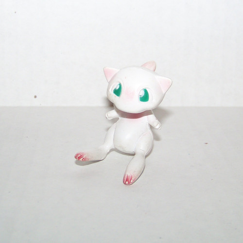 Pokemon Mew Tomy Figure