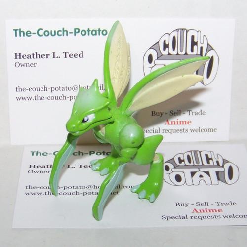 Pokemon Scyther Tomy Figure