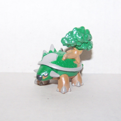 Pokemon Torterra Pearlized Tomy Figure