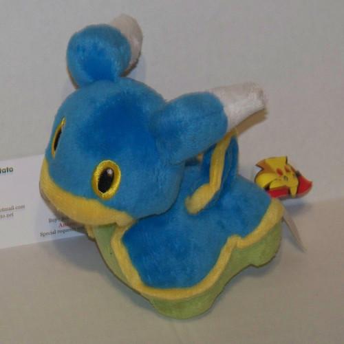 Pokemon Shellos East Sea Blue Jakks Plush