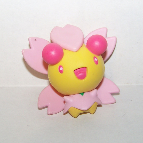 Pokemon Cherrim Jakks toy