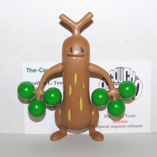 Pokemon Sudowoodo Jakks toy