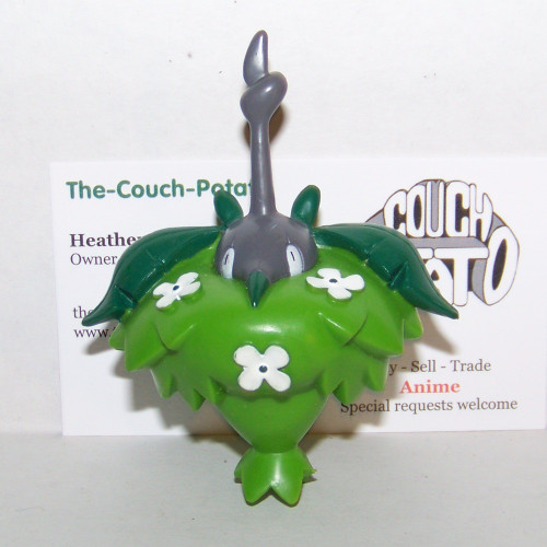 Pokemon Wormadam Plant Cloak Jakks toy