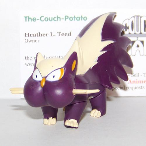 Pokemon Stunky Jakks toy figure