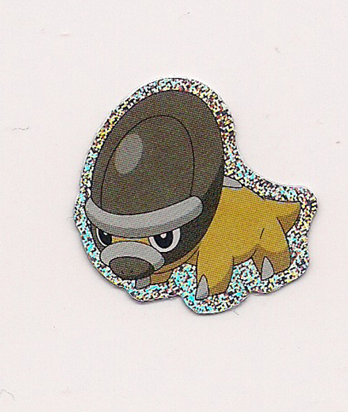 Pokemon Sheildon small foil sticker