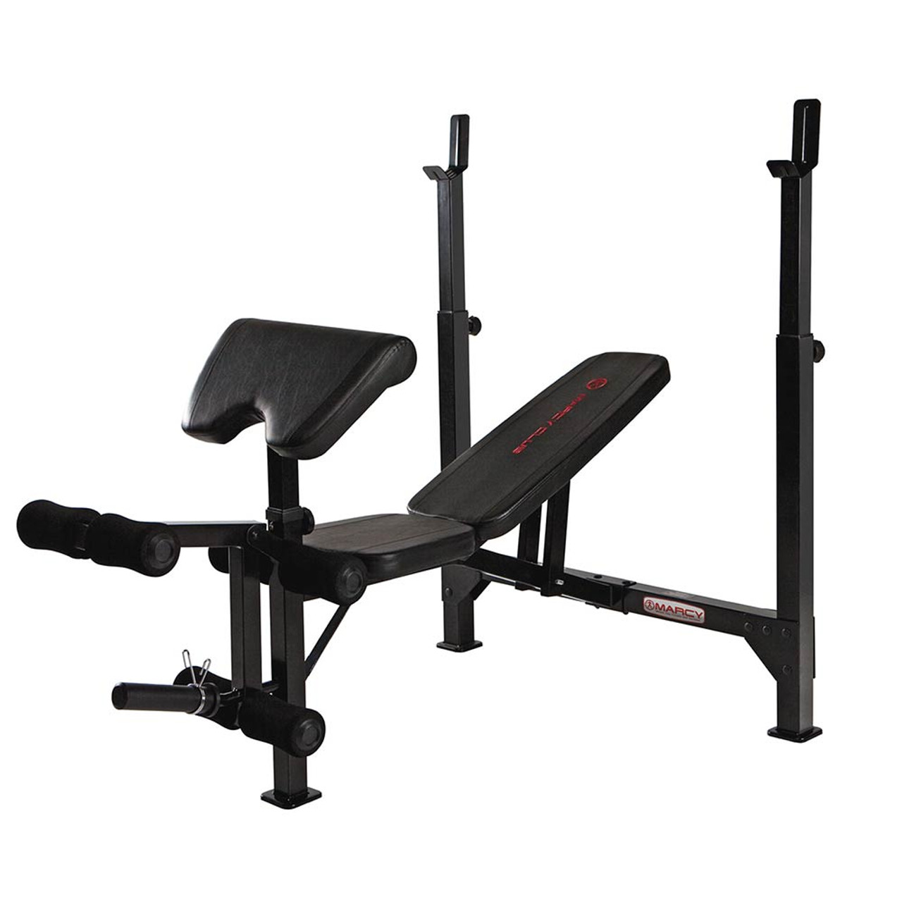 Marcy Club Olympic Weight Bench Mkb 733 Quality Strength