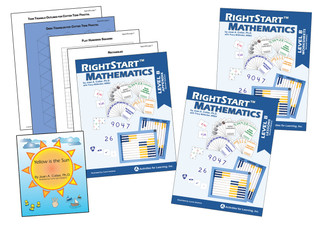 RightStart™ Mathematics Level B Second Edition Book Bundle