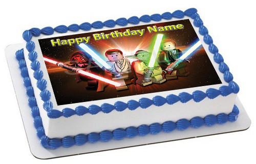 Star Wars Edible Cake Toppers