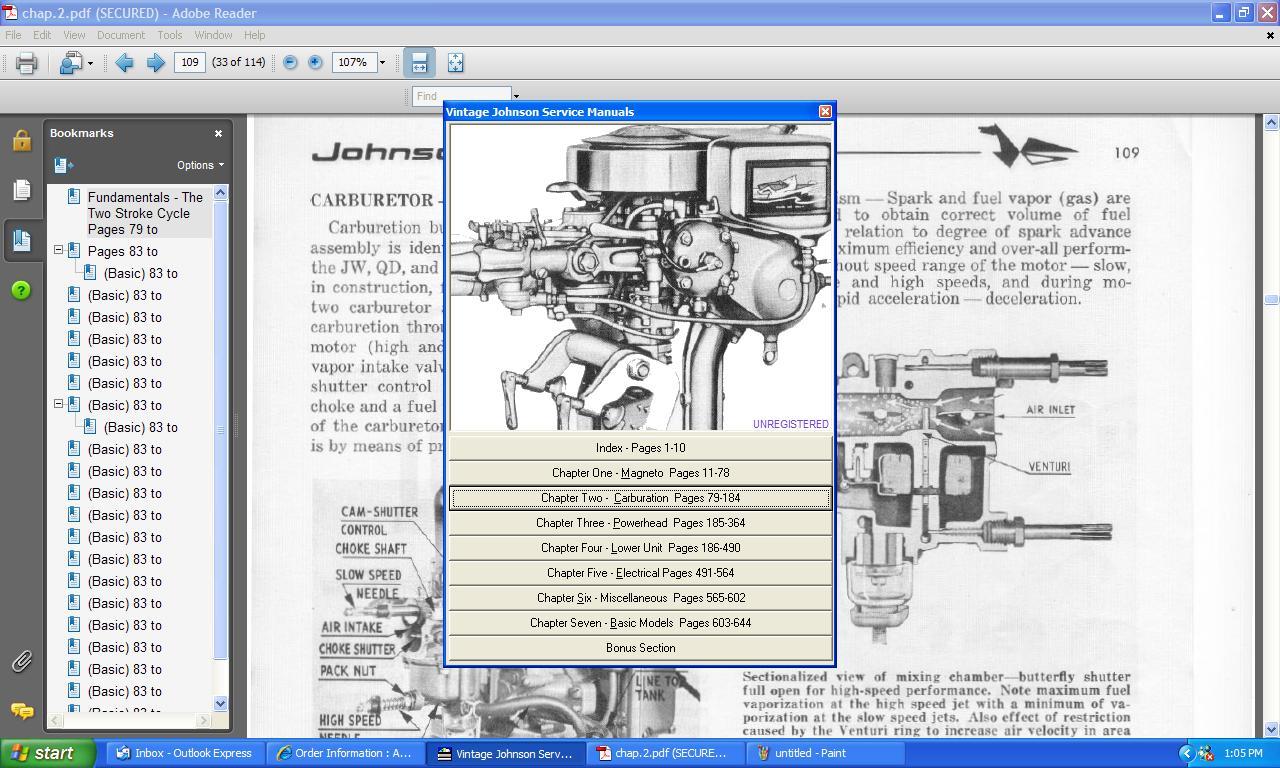 evinrude 250 manual ebook
