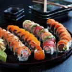 Sushi Platter Stock Photo Dissolve