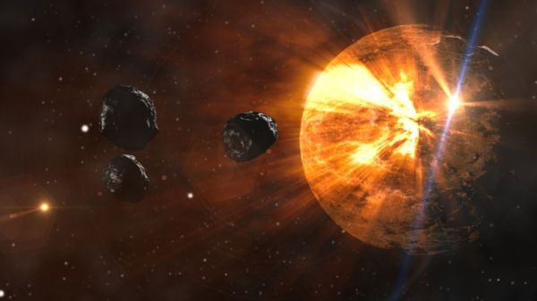 NASA Asteroid Alert: Three Deadly Space Rocks Dangerously Approaching Earth, Will they hit?- News Nation