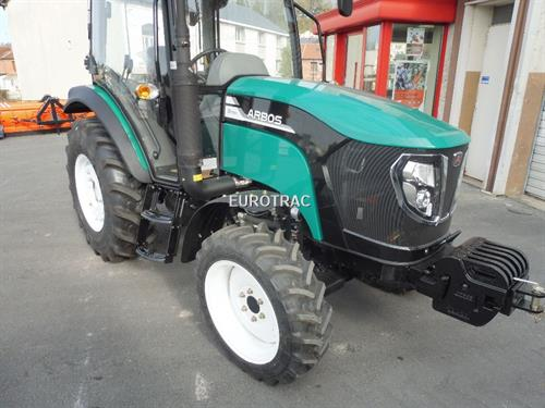Arbos 3055 Cabine Climatisee D Occasion Tracteur Agricole 50 Ch 2021