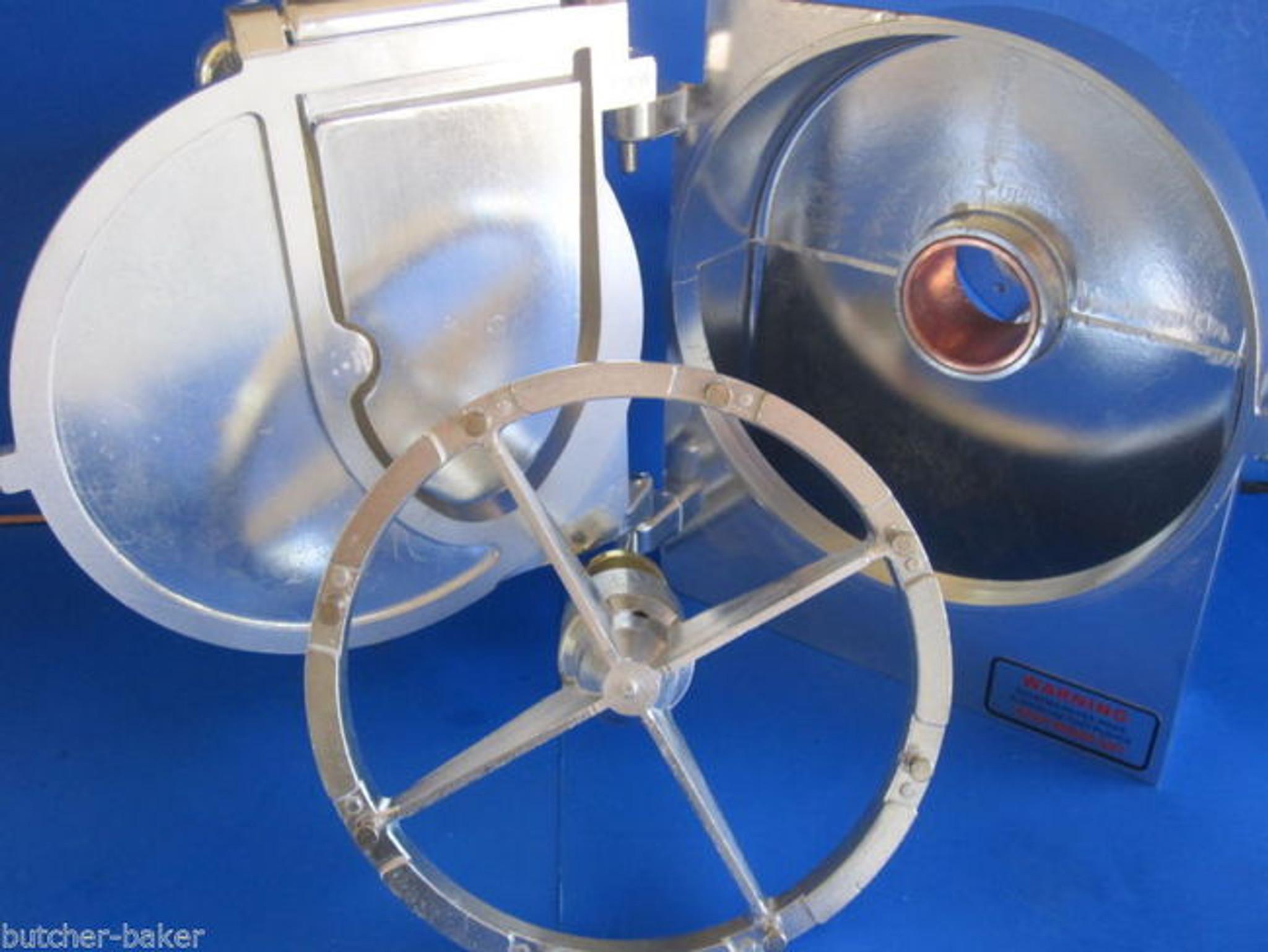 120 Quart Commercial Mixers Attachments