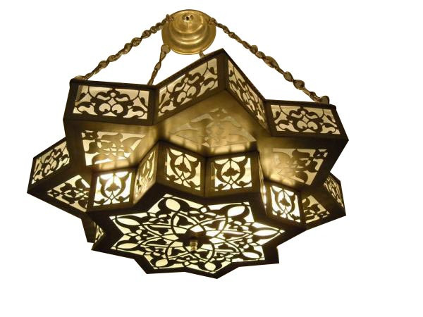 Moroccan Chandelier Lighting