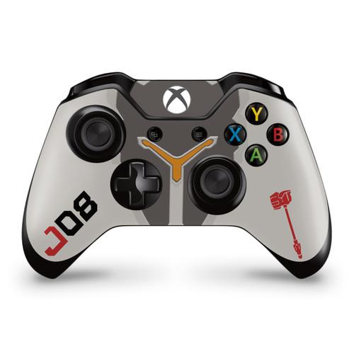 Reinhardt Xbox One Controller Skin KO Custom Creations