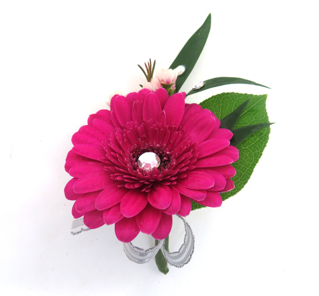 Gerbera Daisy Prom Boutonniere   Georgetown Flowers   Gifts Gerbera Daisy Prom Boutonniere