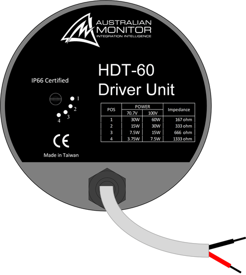Australian Monitor H16 16