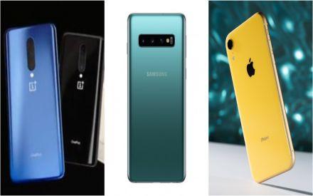 Oneplus 7 Pro Vs Samsung Galaxy S10 Vs Apple Iphone Xr