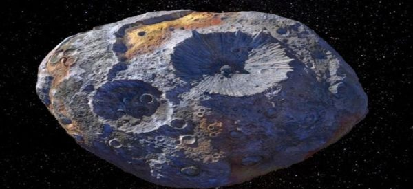 NASA plans Mission to Asteroid worth Billions in Gold