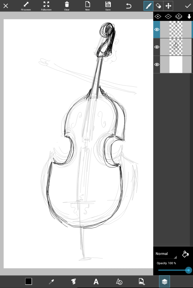 9 easy steps to draw a musical instrument using picsart - create +
