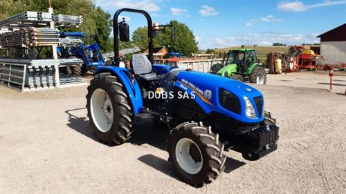 New Holland Td3 50 D Occasion Tracteur Agricole 50 Ch 2020