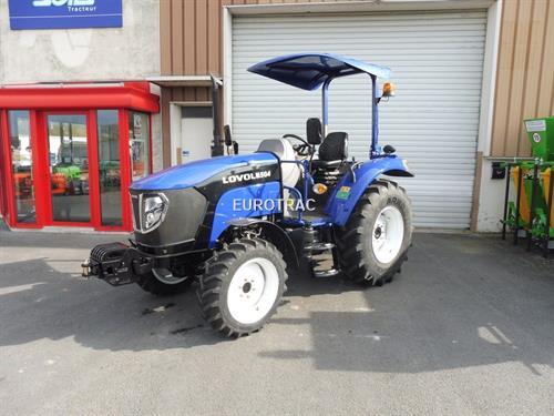 Foton Lovol M504 D Occasion Tracteur Agricole 50 Ch 2021