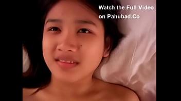 Filipina Tinira ang Maliit na pekpek
