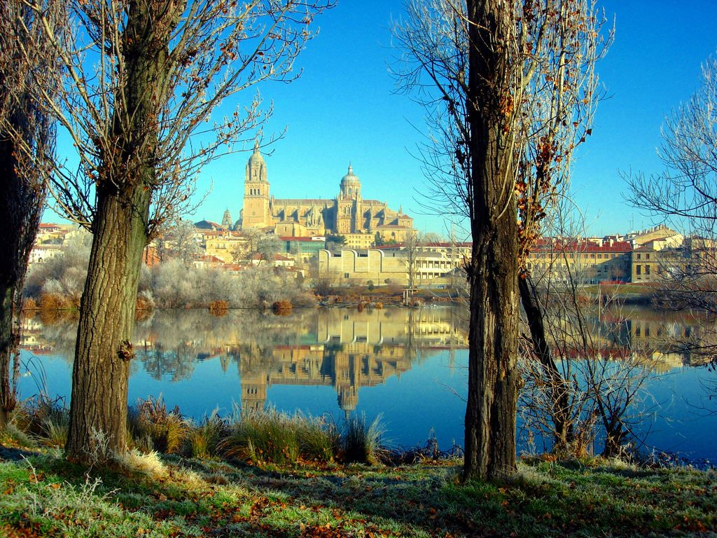 Salamanca Pictures Photo Gallery Of Salamanca High