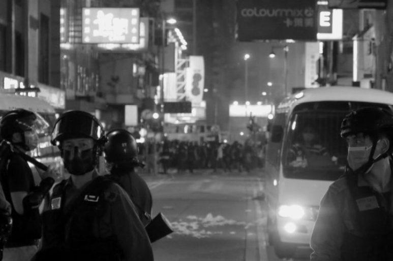 , Διαμαρτυρίες κατά του νόμου περί εθνικής ασφάλειας του Πεκίνου: μια ματιά από το πεδίο, INDEPENDENTNEWS