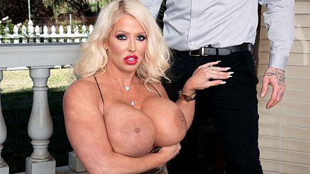 Alura Jenson: Big Tits & Anal