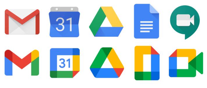 Vad tycker du om Googles nya ikoner?