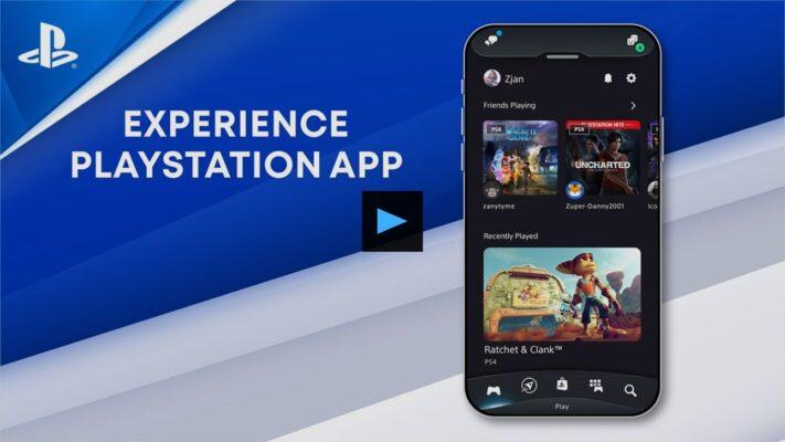 Sony introducerar ny PlayStation-app