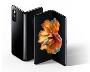 Xiaomi presents its first foldable phone Mi Mix Fold