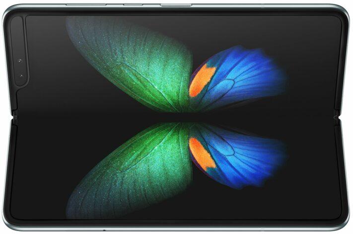 Första Samsung Galaxy Fold får funktioner från uppföljaren