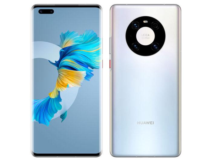 Huawei Mate 40 Pro har bäst kamera enligt DxoMark