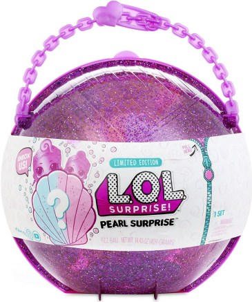 Image result for lol surprise pearl purple