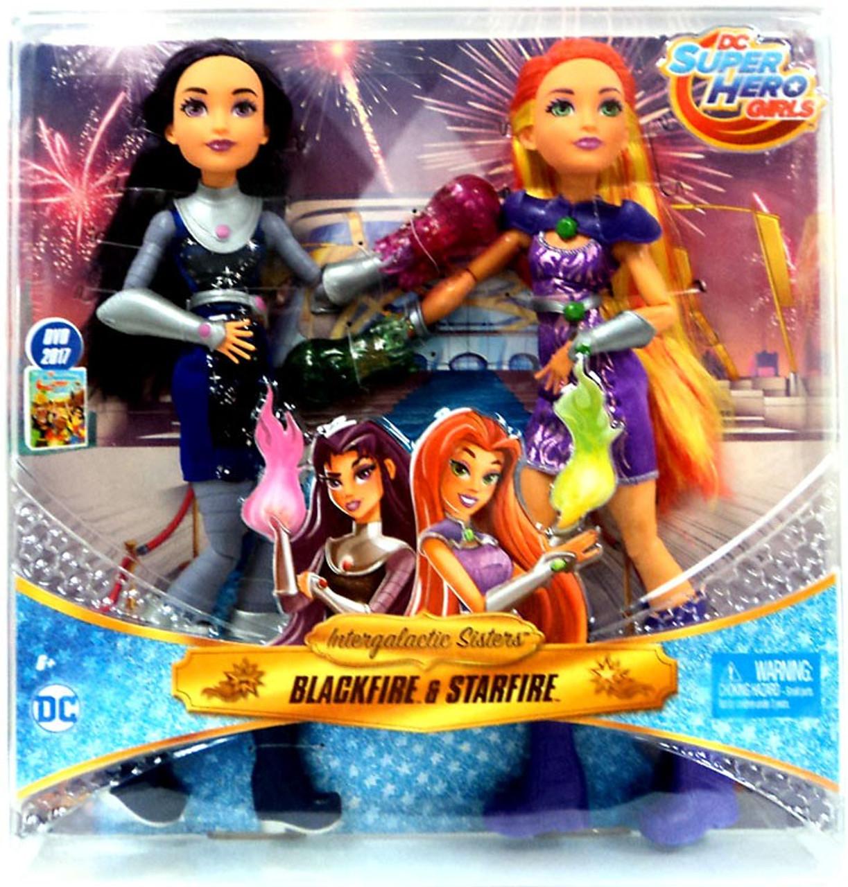 DC Super Hero Girls Intergalactic Sisters Blackfire