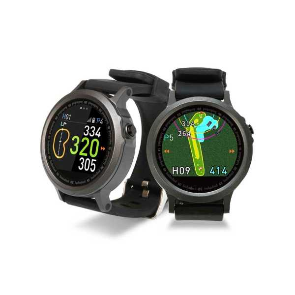 GolfBuddy WTX Smart Golf GPS Watch   Black
