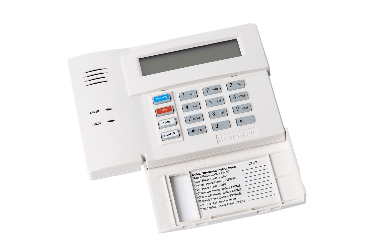 Install Self System Alarm Wireless