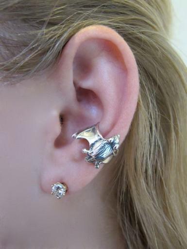 Bat Ear Cuff Jewelry