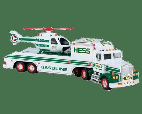 Image result for hess truck