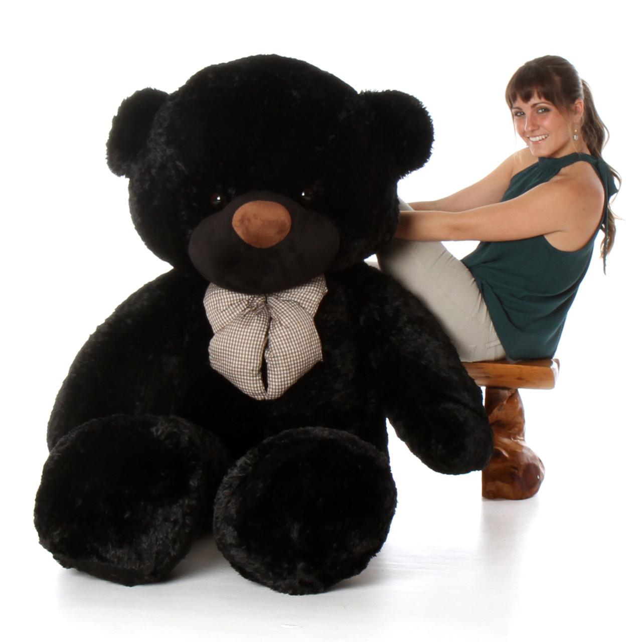 6ft Life Size Teddy Bear Juju Cuddles Soft And Huggable