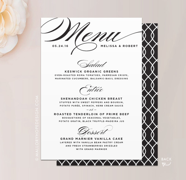 Quick Wedding Invitations