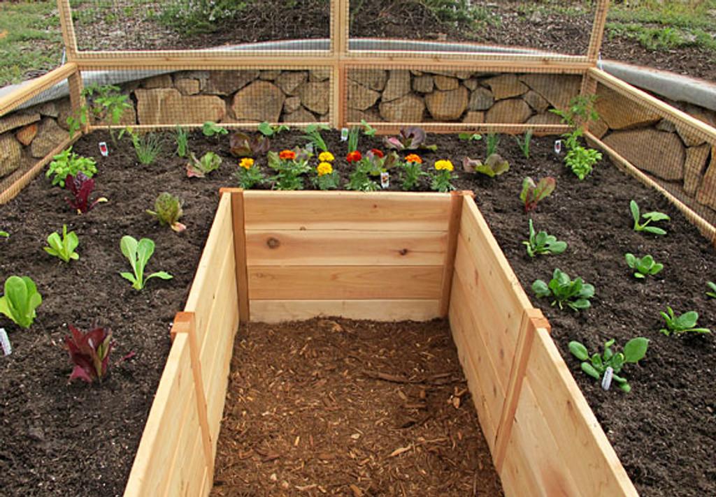 Garden Raised Lifetime Kit