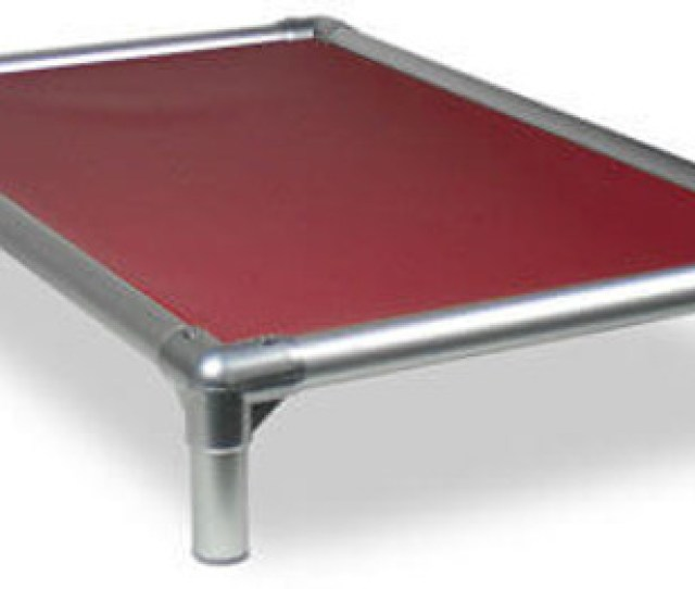 Aluminum Bed With Ballistic Smoke