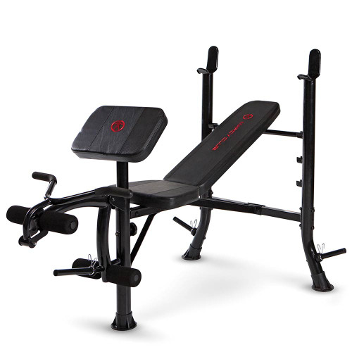 Standard Weight Bench Marcy Diamond Elite Md 389 Quality